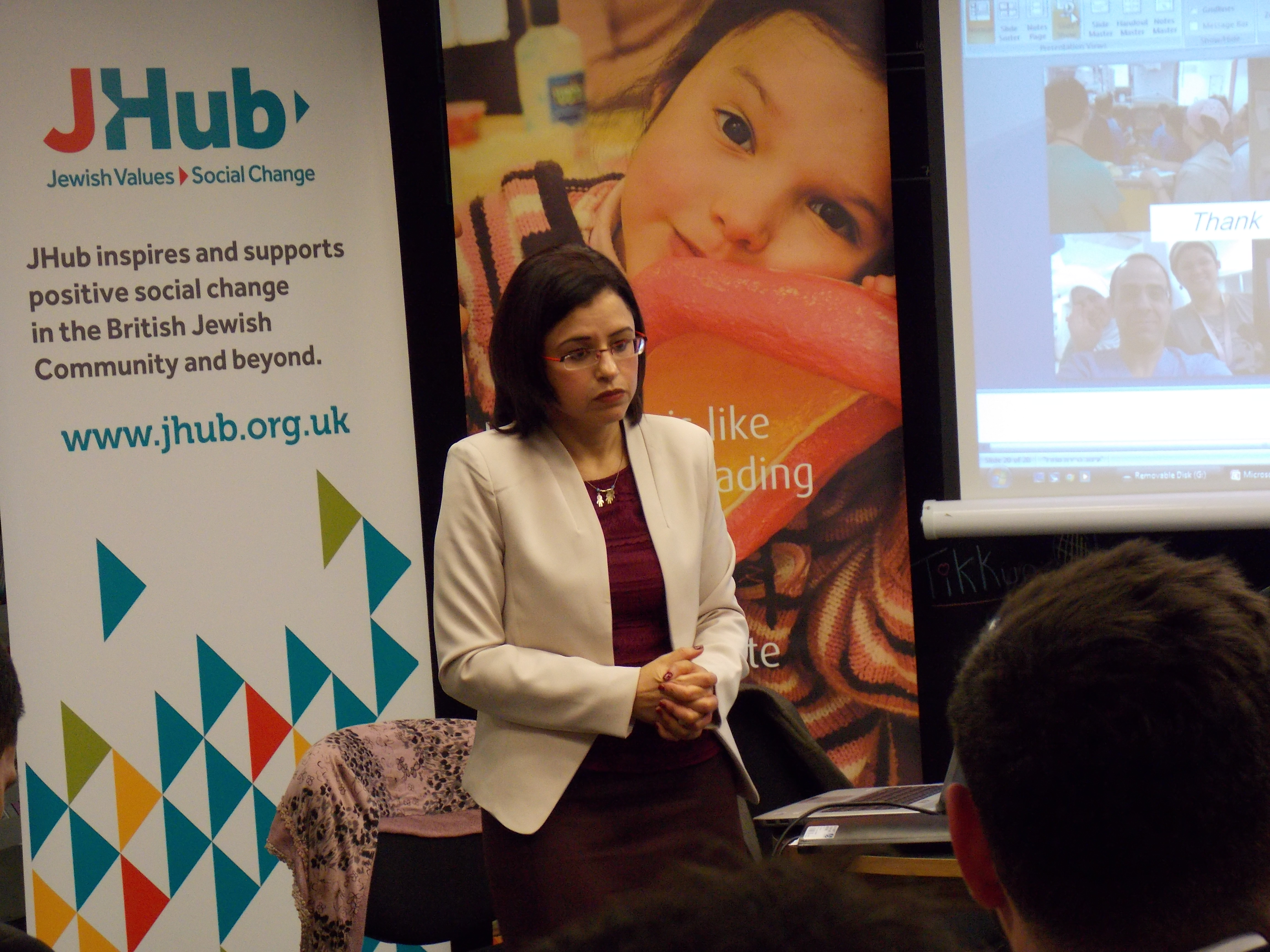 Coexistence At Hadassah Reflections Of An Arab Social Worker In